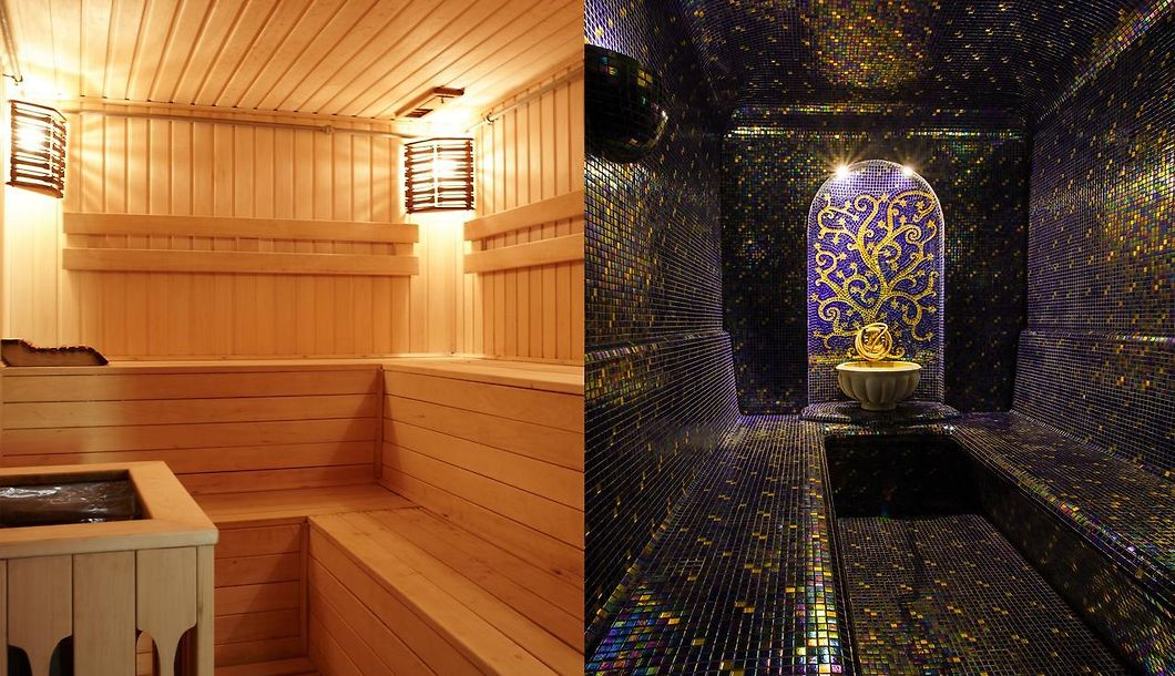 Mayakovka sport sauna